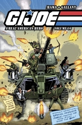 Picture of GI Joe Real American Hero Vol 10 SC