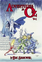 Picture of Adventures in Oz Vol 01 HC