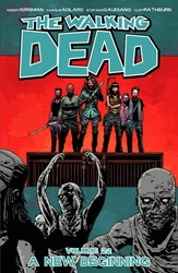 Picture of Walking Dead Vol 22 SC New Beginning