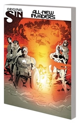 Picture of All-New Invaders Vol 02 SC Original Sin