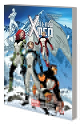 Picture of All-New X-Men Vol 04 SC All-Different
