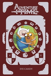 Picture of Adventure Time Eye Candy Vol 01 HC Enchiridion Edition
