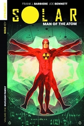 Picture of Solar Man of the Atom TP VOL 01 Nuclear Family