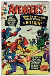 Picture of Avengers #15