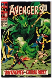Picture of Avengers #45