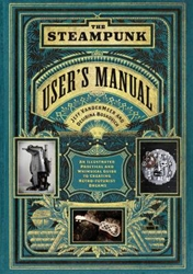 Picture of Steampunk User's Manual HC