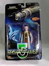 Picture of Babylon 5 Lennier Action Figure