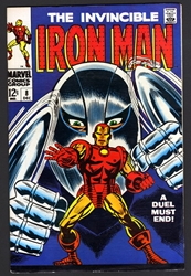 Picture of Iron Man #8