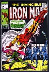 Picture of Iron Man #10