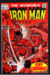 Picture of Iron Man #13