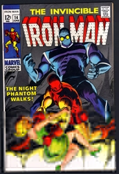 Picture of Iron Man #14