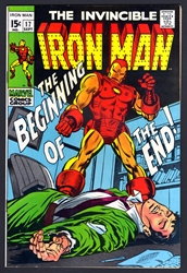 Picture of Iron Man #17