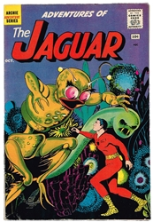 Picture of Adventures of the Jaguar #2