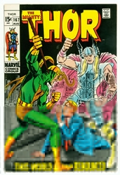 Picture of Thor #167