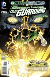 Picture of Green Lantern New Guardians #14