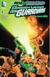 Picture of Green Lantern New Guardians #15