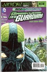 Picture of Green Lantern New Guardians #16