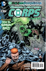 Picture of Green Lantern Corps (2011) #16
