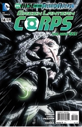 Picture of Green Lantern Corps (2011) #14