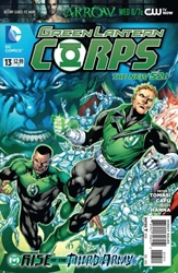 Picture of Green Lantern Corps (2011) #13