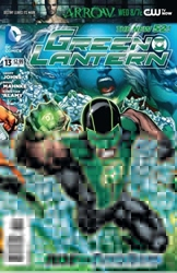 Picture of Green Lantern (2011) #13