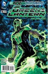 Picture of Green Lantern #16 (Rise)