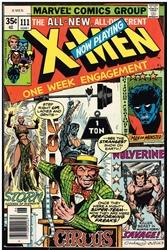 Picture of X-Men #111