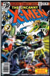 Picture of X-Men #119