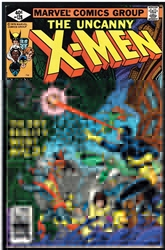 Picture of X-Men #128