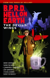 Picture of BPRD Hell On Earth TP VOL 10 Devil's Wings