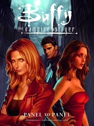 Picture of Buffy the Vampire Slayer Panel to Panel Seasons 8 and 9 TP