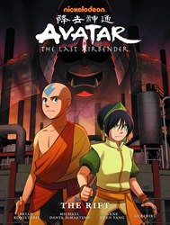 Picture of Avatar Last Airbender Vol 03 HC Rift