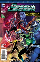 Picture of Green Lantern (2011) Annual #3