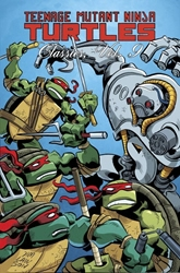 Picture of Teenage Mutant Ninja Turtles Classics Vol 09 SC