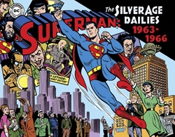 Picture of Superman Silver Age Newspaper Dailies Vol 03 HC 1963-1966
