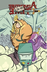 Picture of Adventure Time Flip Side TP VOL 01