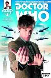 Picture of Doctor Who 11th Doctor #8 Photo Cover