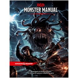 Picture of Dungeons & Dragons Monster Manual HC