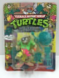 Picture of Teenage Mutant Ninja Turtles Napoleon Bonafrog Action Figure