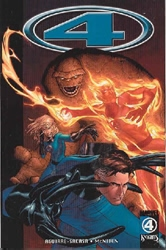 Picture of Marvel Knights 4 Vol 01 SC Wolf At the Door