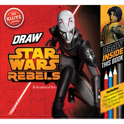 Picture of Draw Star Wars Rebels