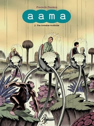 Picture of aama HC VOL 2 Invisible Throng