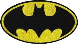 Picture of DC Comics Originals Batman Logo Patch
