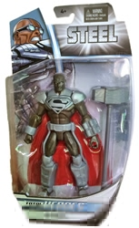 Picture of DC Total Heroes Steel Action Figure