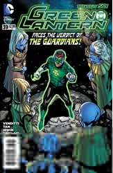 Picture of Green Lantern (2011) #39