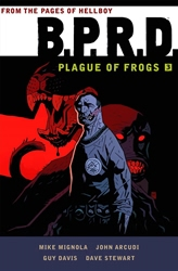 Picture of BPRD Plague of Frogs TP VOL 03