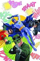Picture of Batman '66 Meets the Green Hornet HC
