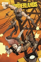 Picture of Borderlands Fall Of Fyrestone #7 Subscription Variant