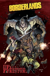 Picture of Borderlands Fall Of Fyrestone TP VOL 01
