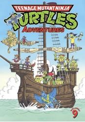 Picture of Teenage Mutant Ninja Turtles Adventures Vol 09 SC